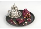 Rose Petals Coated Finger Turkish Delight